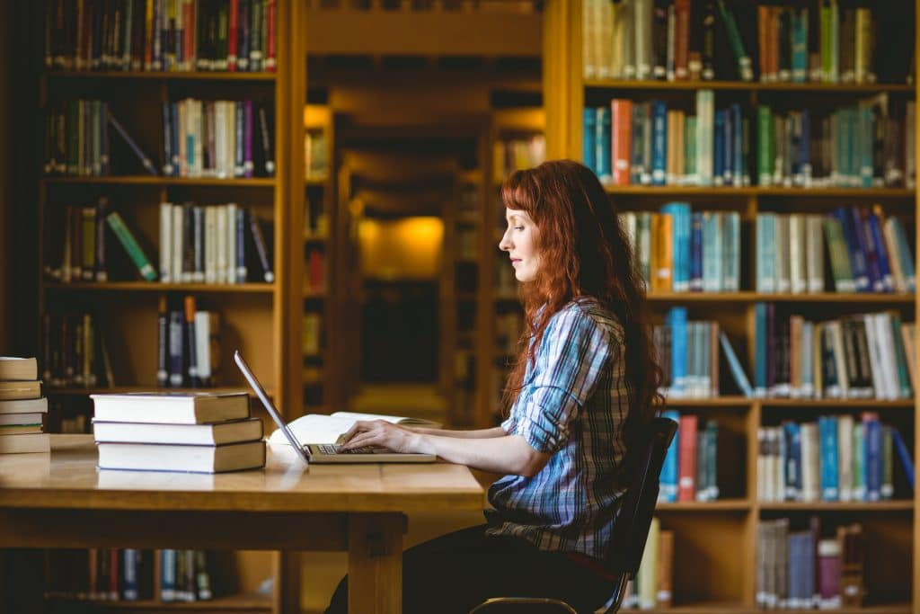 Digital Library: Online learning & research