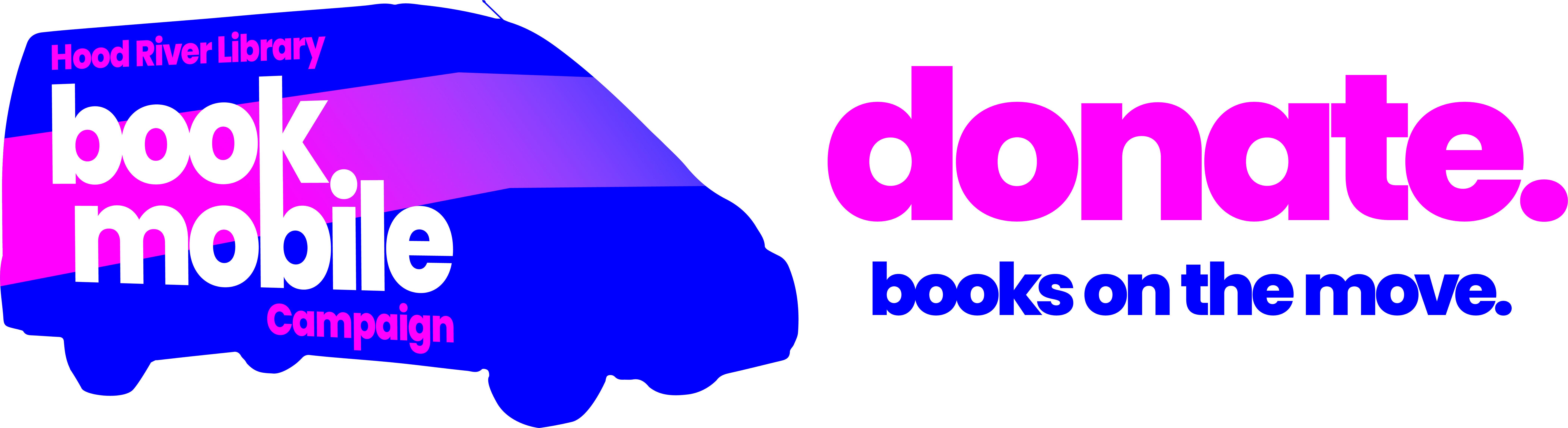 Bookmobile Campaign button