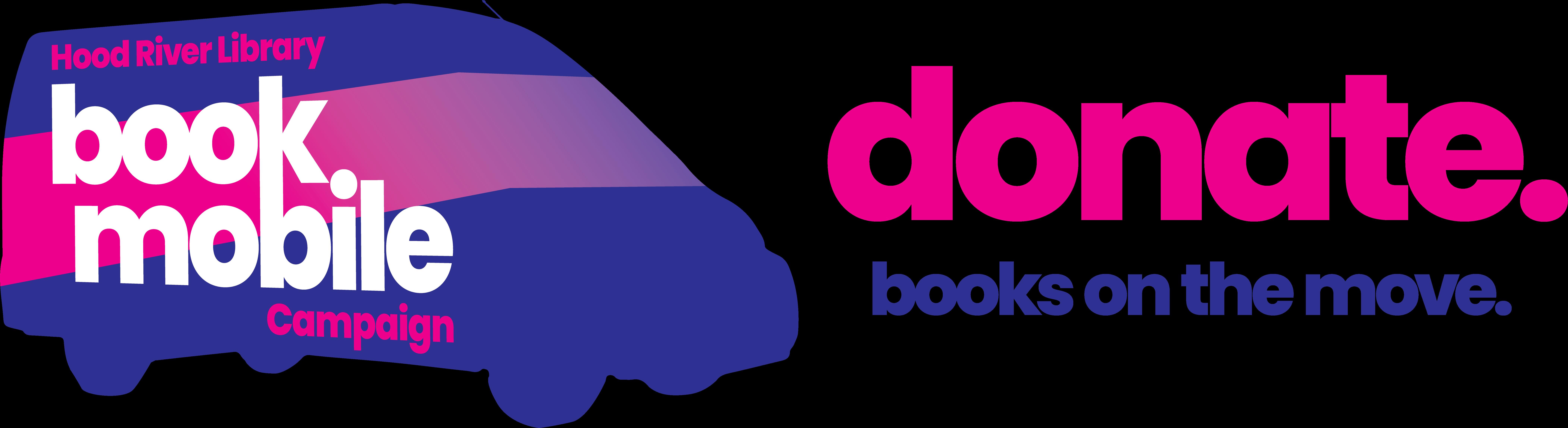 Bookmobile Donations