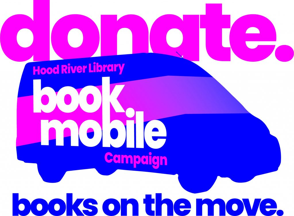 Bookmobile Campaign square logo