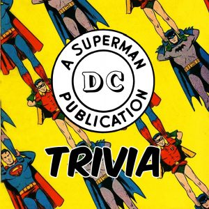 DC Trivia