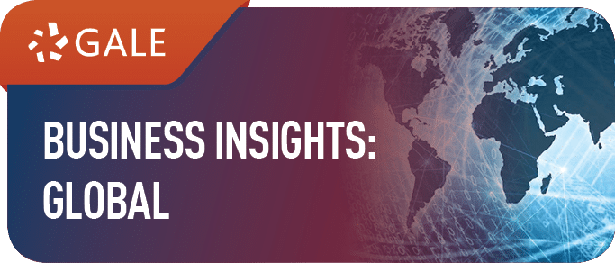 Gale Buisness Insights Global
