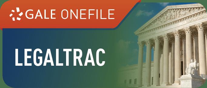 Gale LegalTrac