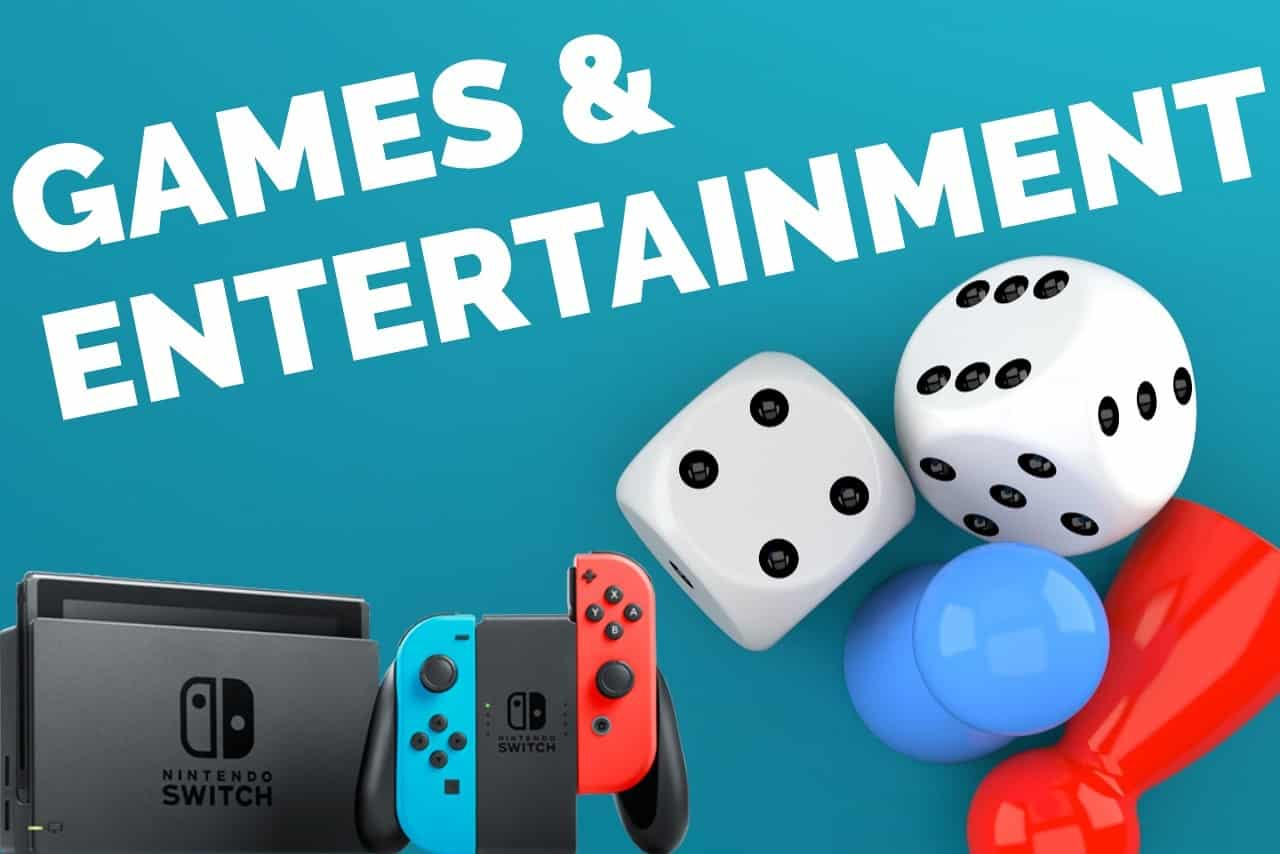 Games & Entertainment
