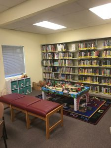 Cascade Locks Library