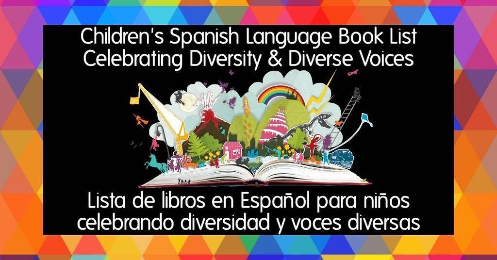 Children's Spanish Book List