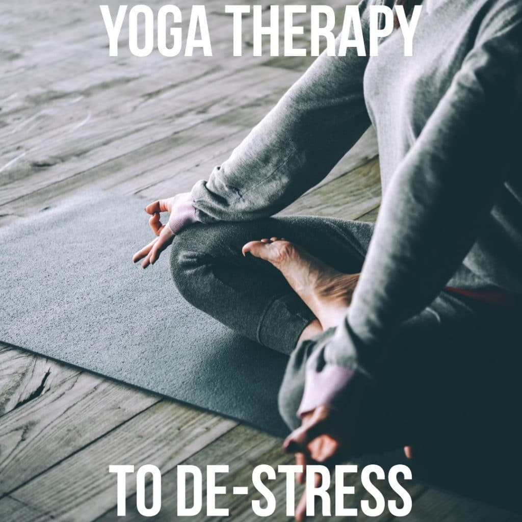 Yoga to De-Stress