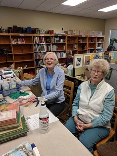 volunteer dirty books club